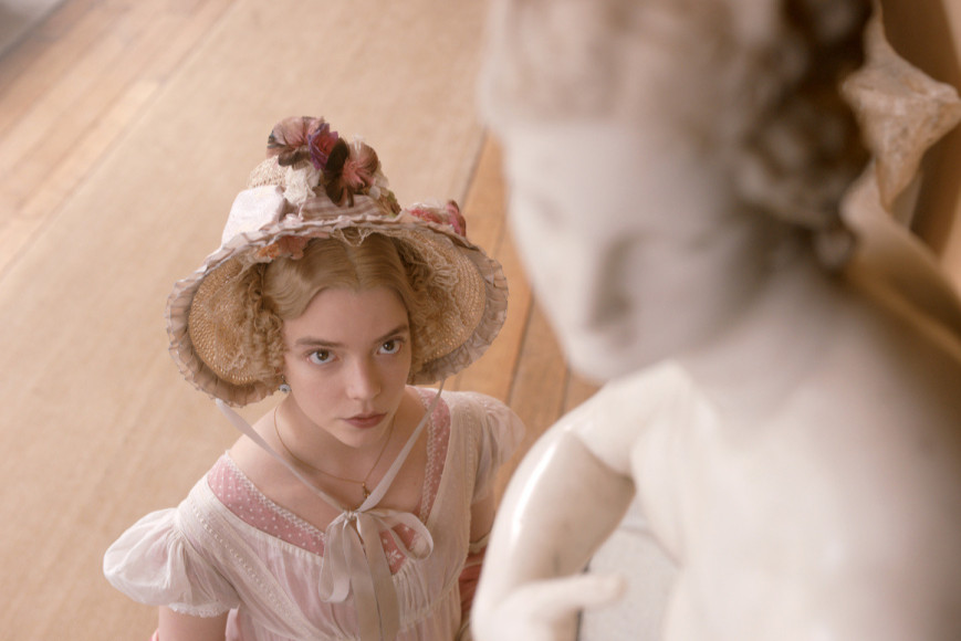Кадр из фильма «Эмма»