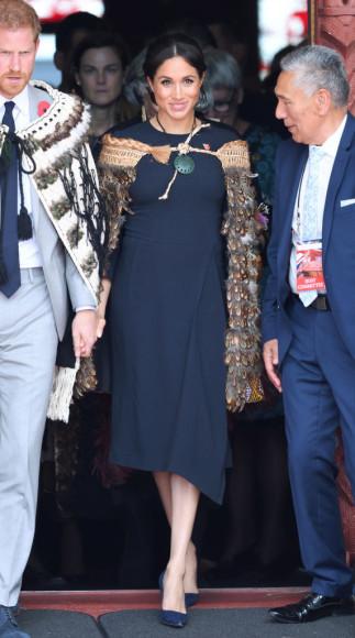 Меган Маркл в платье Stella McCartney