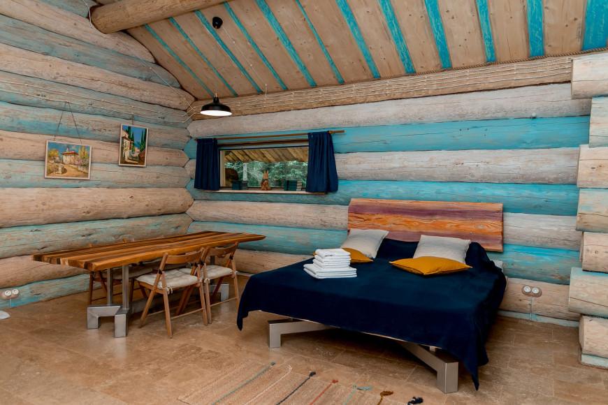 Спальня в Морском домике