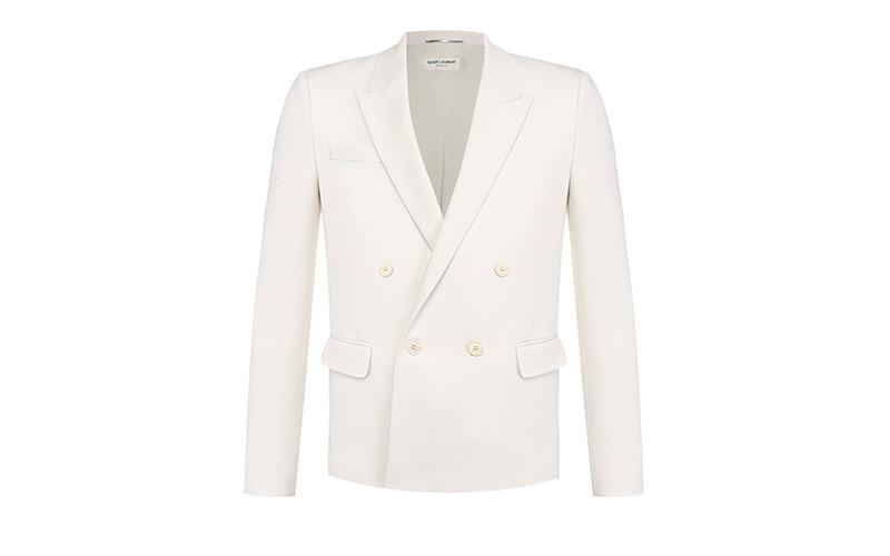 Мужской пиджак Saint Laurent, 135 100 руб. с учетом скидки (ЦУМ)