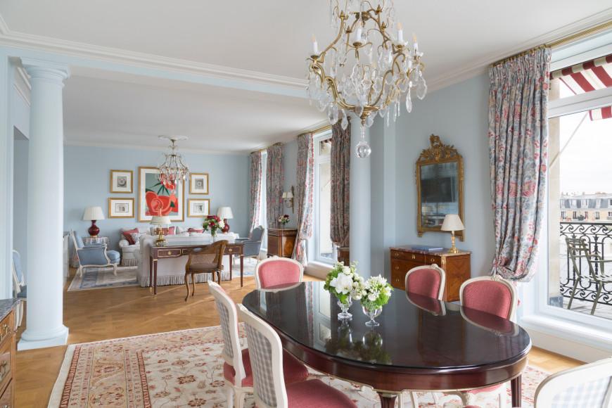 Номер Suite Paris