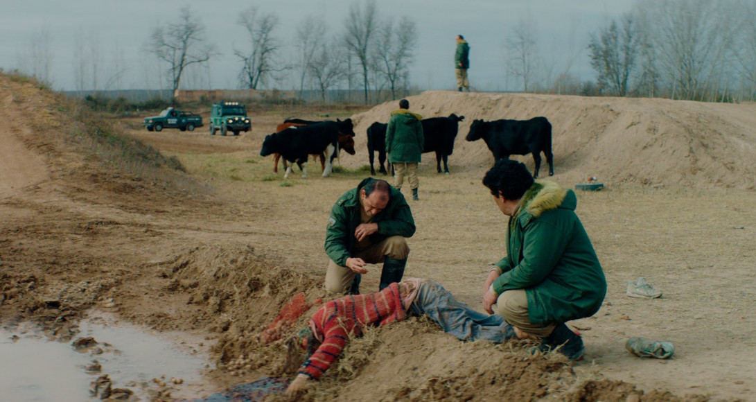 Кадр из фильма «Умри, чудовище, умри»