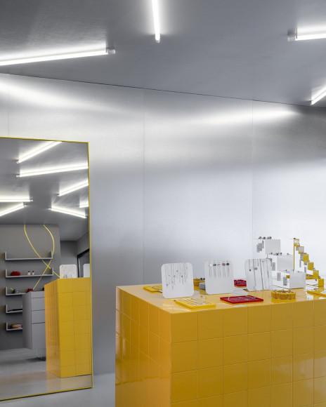 Обновленный магазин Avgvst в Екатеринбурге