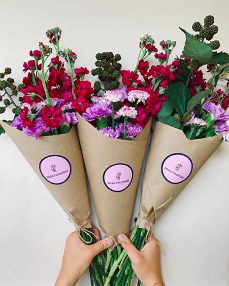 Букеты Ddailyflowers
