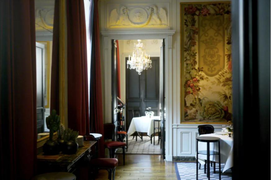 Ресторан L'Ambroisie, Париж