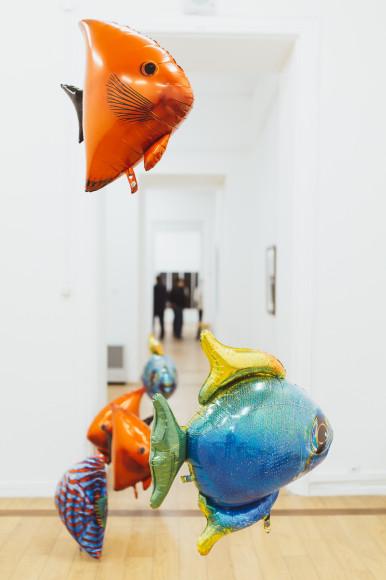 Филипп Паррено. «Моя комната — очередной аквариум»
