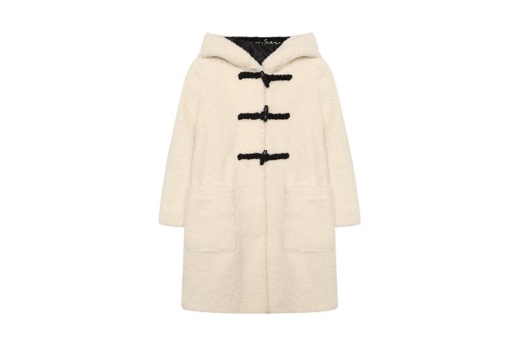 Пальто Ermanno Scervino, 49 100 руб. (ЦУМ)