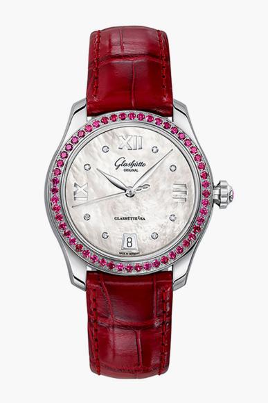 Часы Lady Serenade, Glashütte Original, цена по запросу
