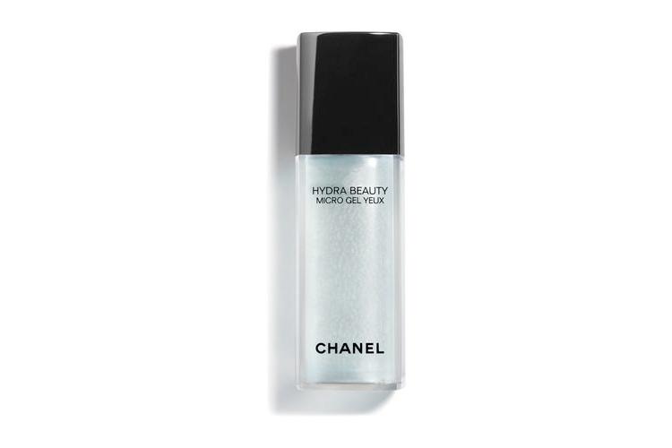 Гель для интенсивного увлажнения, разглаживания и сияния кожи вокруг глаз Hydra Beauty Micro Gel Yeux, Chanel