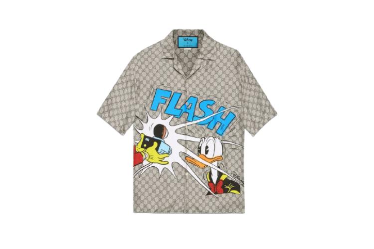 Рубашка Gucci, 89 600 руб. (Gucci)