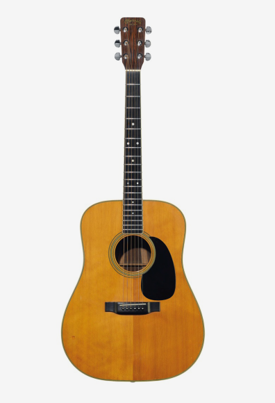 C.F. Martin & Co, D-35, 1969