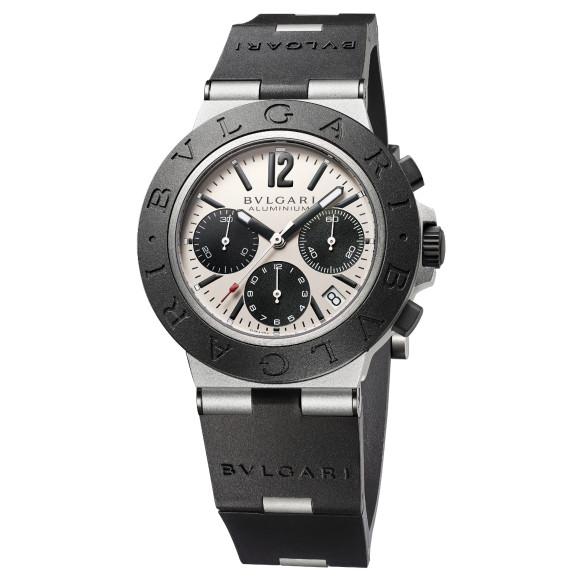 Хронограф Bvlgari Aluminium Chronograph,Bvlgari