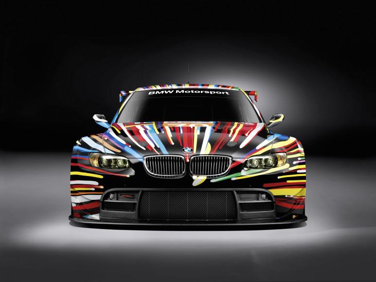 Джефф Кунс, 17-й арт-кар BMW