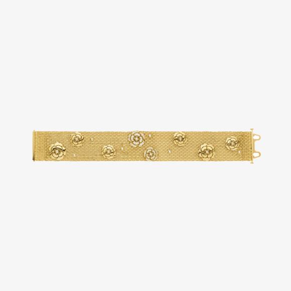 Браслет Impression Camelia, Chanel Fine Jewellery