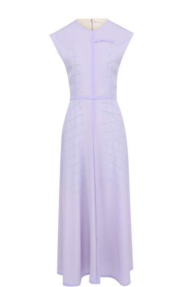 Платье-миди, Victoria Beckham