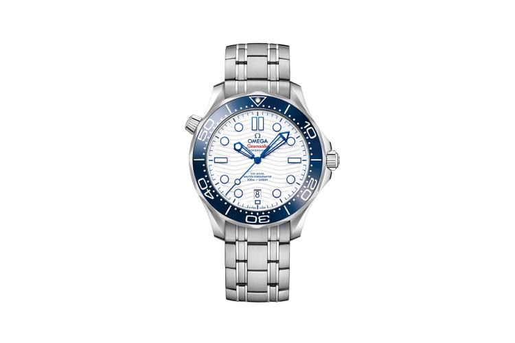 Часы Seamaster Diver 300M Tokyo 2020, Omega