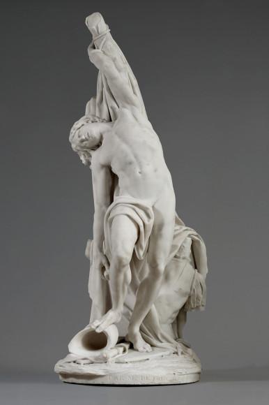 Клод Дежю (Claude Dejoux). Saint Sébastien, 1778