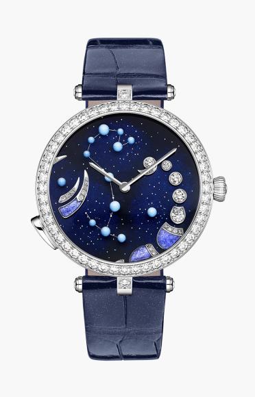ЧасыLady Arpels Zodiac Lumineux Scorpio, Van Cleef & Arpels, цена по запросу