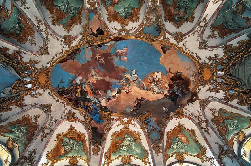Вюрцбургская резиденция