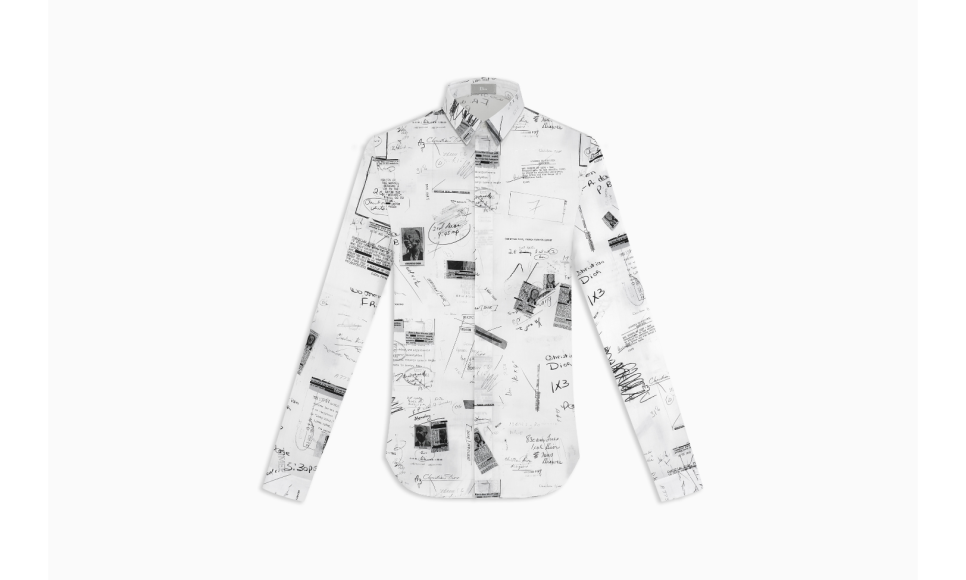Рубашка Dior