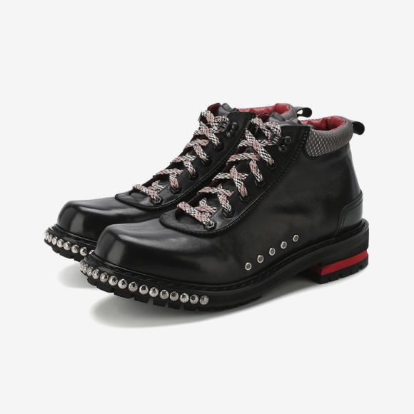 Ботинки Alexander McQueen (Третьяковскийпроезд), 75 750 руб.