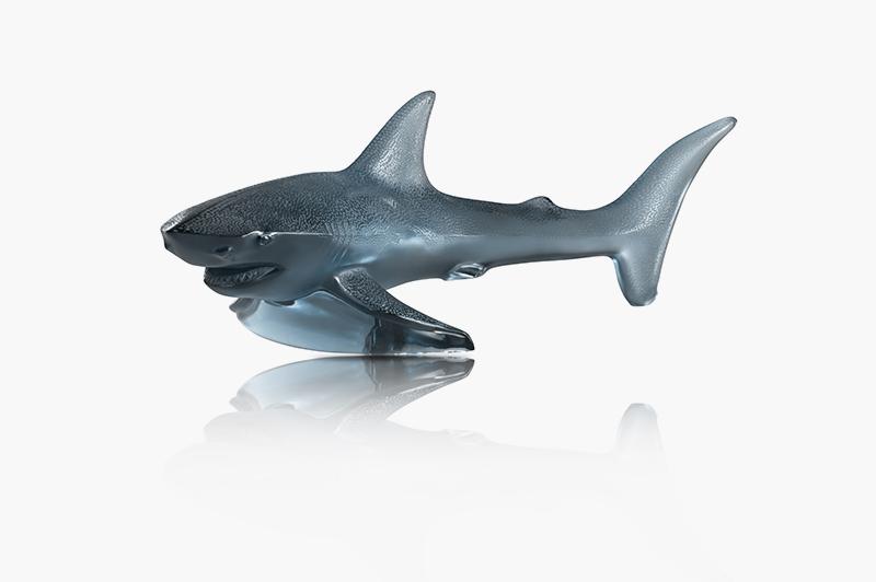 Скульптура «Акула»