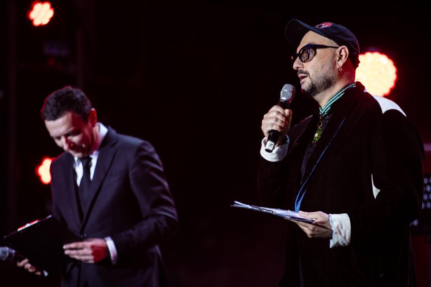 Алексей Агранович и Кирилл Серебренников