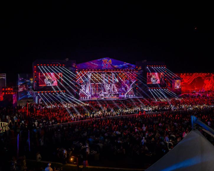 Фестиваль «Жара»— 2019