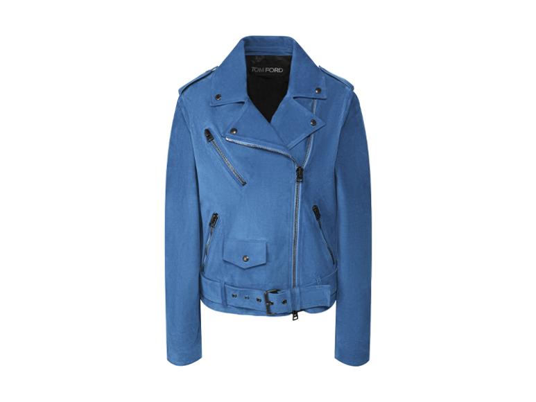 Куртка Tom Ford, 423 000 руб. (Третьяковский проезд)