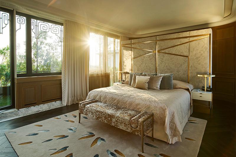 Отель Le Meurice Belle Etoile Suite
