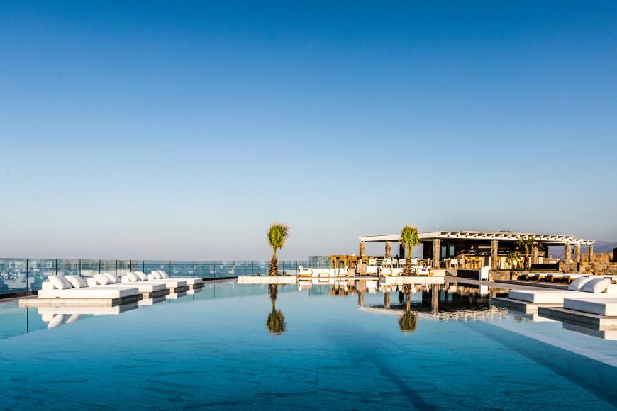 Бассейны Abaton Island Resort & Spa
