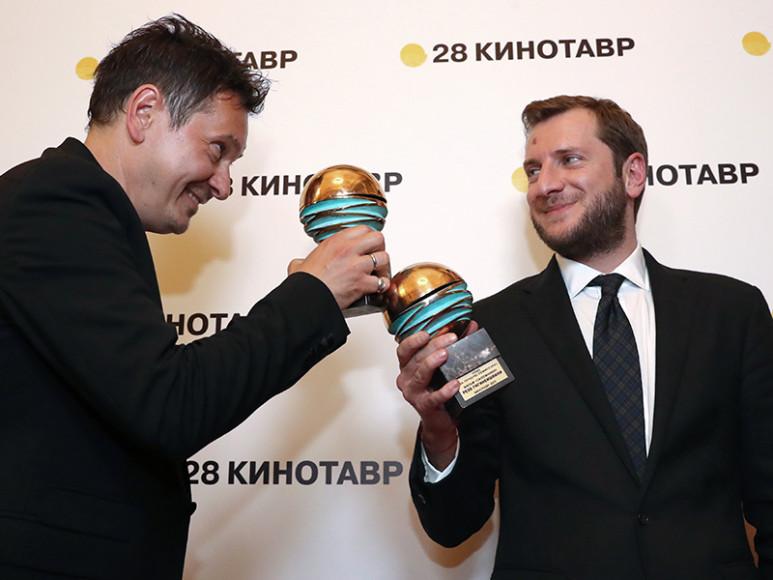 Оператор Владислав Опельянц и режиссер Резо Гигинеишвили