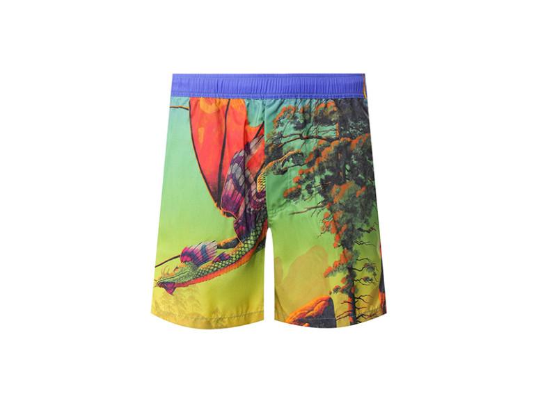 Плавательные шорты Valentino, 35 250 руб. (ЦУМ)
