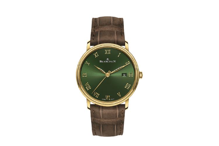 Часы Villeret Extraplate, Blancpain