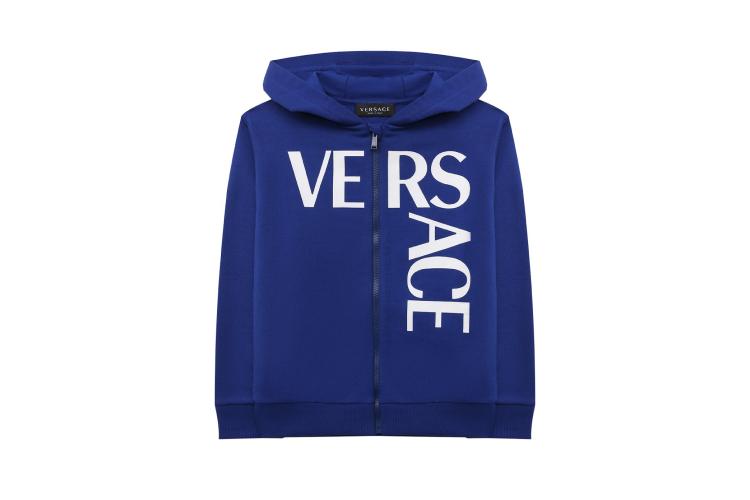 Хлопковая толстовка Versace, 21 650 руб. (ЦУМ)