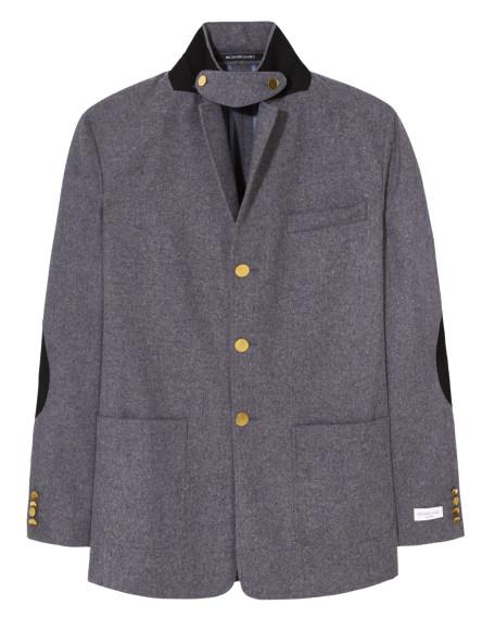 Твидовая куртка Richard James