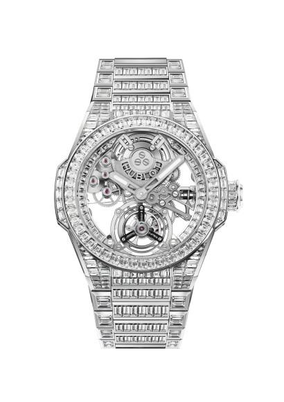 Часы Big Bang Integral High Jewelry, Hublot