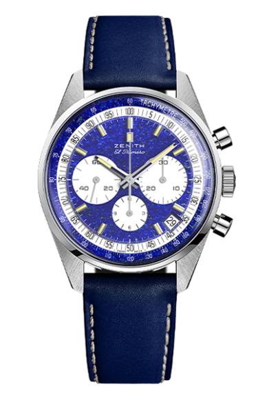 Часы Zenith El Primero, созданные в сотрудничестве с аукционным домом Phillips