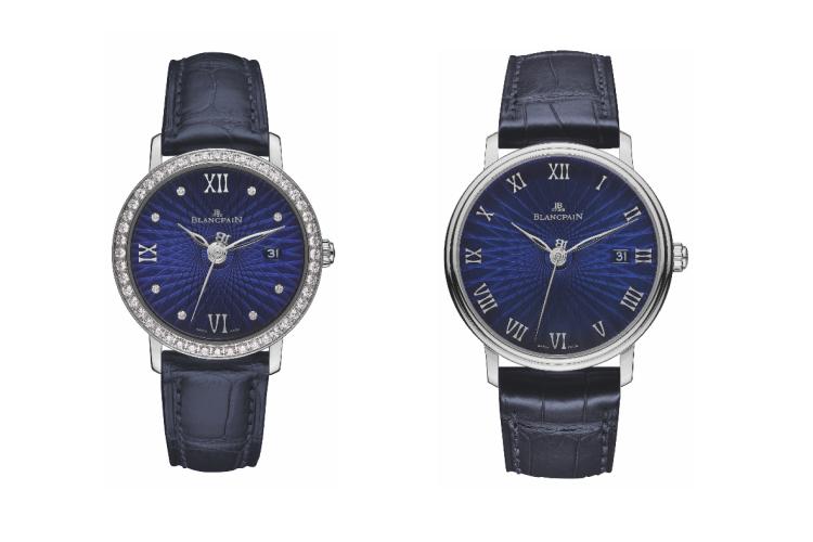 Часы Women Ultraplate и Villeret Ultraplate, Blancpain