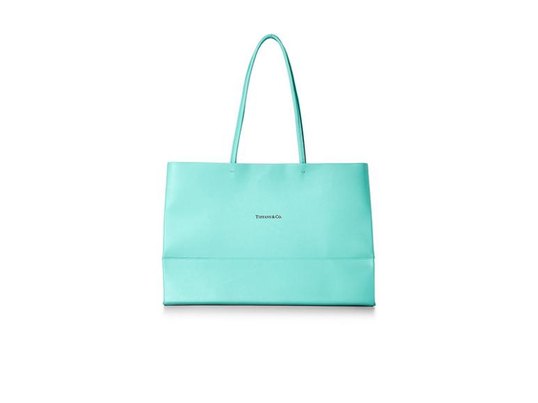 Сумка Tiffany & Co. в виде подарочного пакета