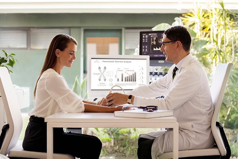 Консультация врача в SHA Wellness Clinic