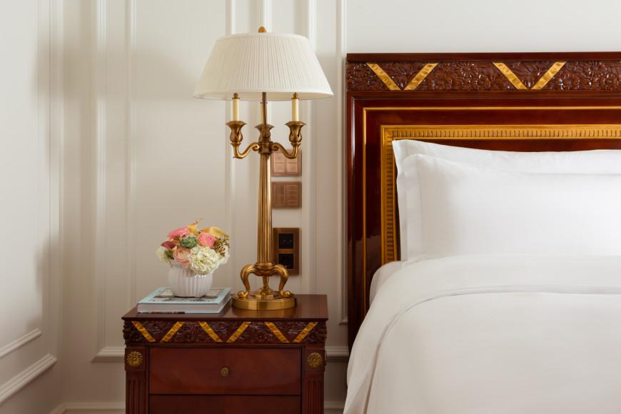 Cпальня Executive Suite
