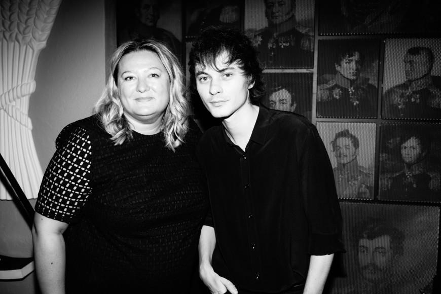 Мария Федорова и Александр Терехов