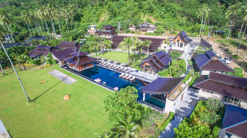 Территория ANI Private Resorts Thailand