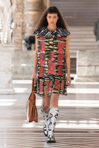 Louis Vuitton, осень-зима 2021/22