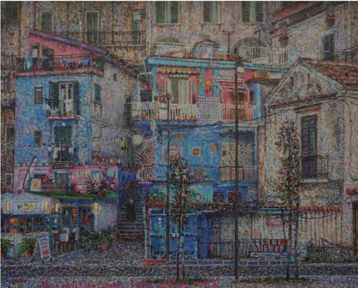 Никита Макаров. «Виа Христофоро Коломбо. Виетрисульмаре»