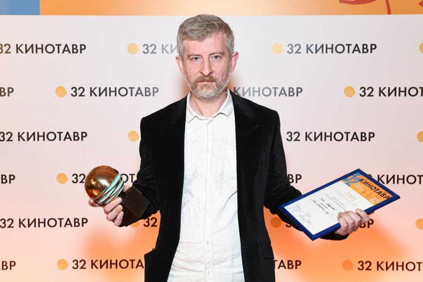 Николай Хомерики, режиссер «Море волнуется раз» («Лучший фильм»)