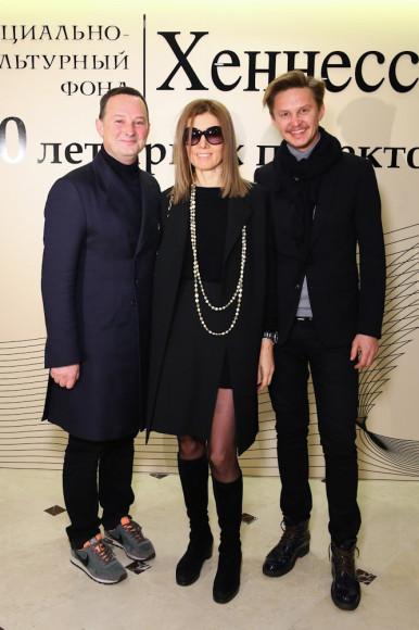 Александр Арнгольдт, Марина Демченко