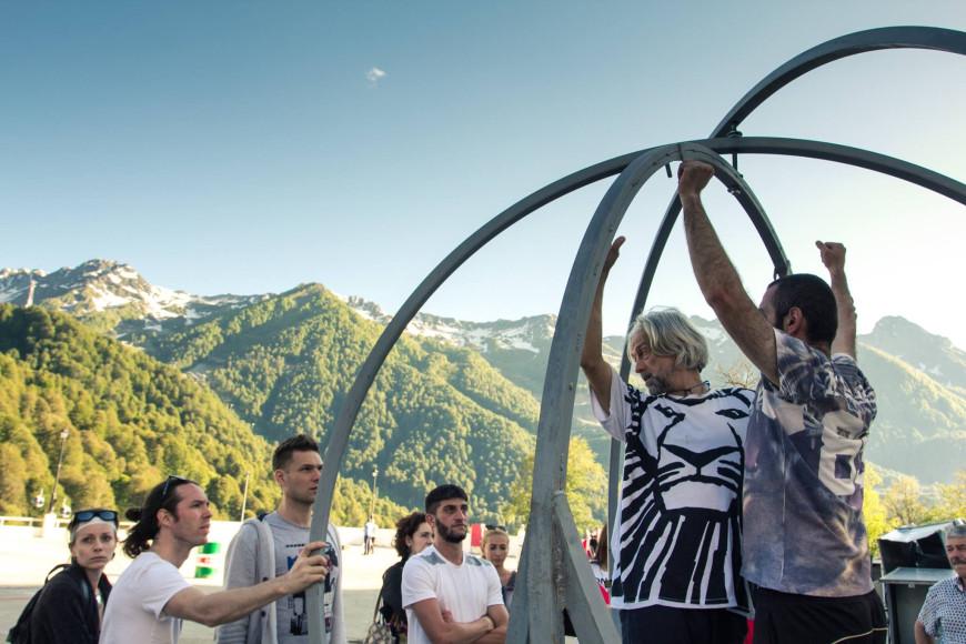Фото: пресс-служба шоу «Кавказские пленники»