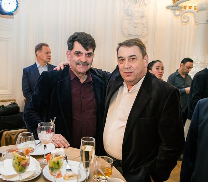 Владимир Вишневский и Андрей Нечаев